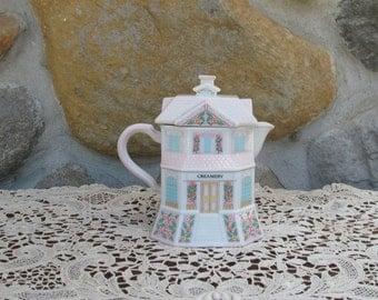 Lenox village creamery pitcher
