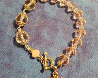 Rosary Bracelet - Customize Your Colors