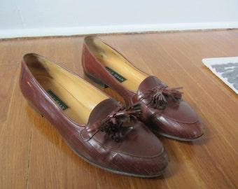 Vintage Cole Haan loafers sz 9 N