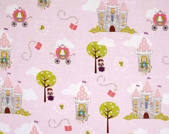 Riley Blake Designs - Dream Main Pink - C4810-PINK