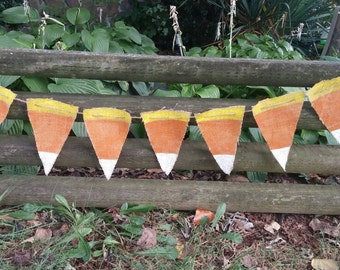 Fall candy corn banner for halloween, trick or treet, pumpkin stand, photo prop, party decoration, photography, lemonade stand banner, kids