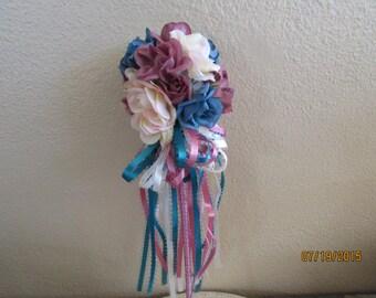 Fairy wands wedding wands flwer girl basket alternative