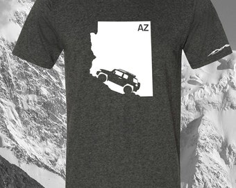 FJ Cruiser Shirt  Arizona ANY STATE!