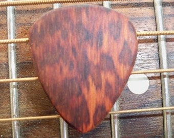 Snakewood Guitar pick