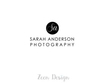 Photography Logo | Pre-made by ZeenDesign