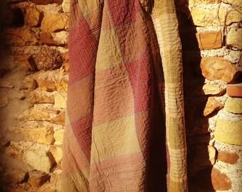 Plaid of rajastan, www.leroiarthurboutique.com