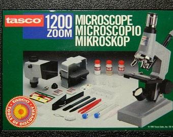 1200 Zoom Microscope Kit
