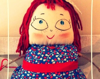Rag Doll Betty