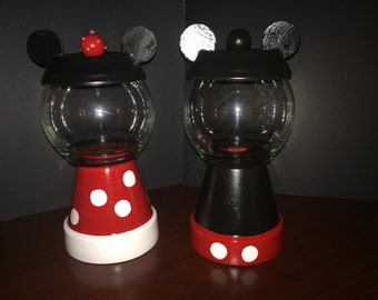 Mickey or Minnie Mouse Centerpieces-SET