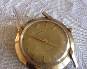 ON SALE-Vintage Hamilton Watch