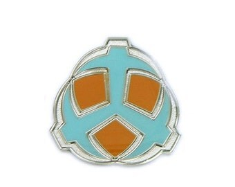 ON SALE Mine Badge
