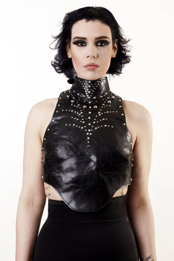 Bdsm women in leather