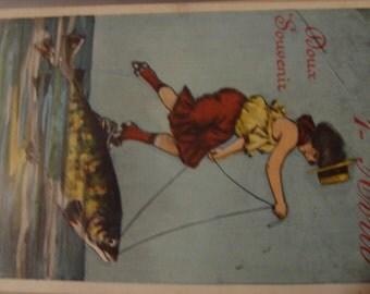1907 French Postcard