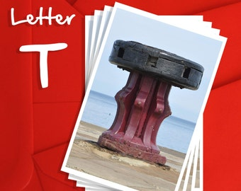 Alphabet Photography Letter T Choices, Alphabet Photography 6x4, 7x5 or 8x6 Prints