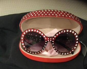 Sunglasses + Case