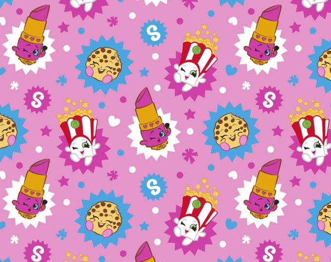 Moose - Shopkins Toss - KNIT - Springs Creative