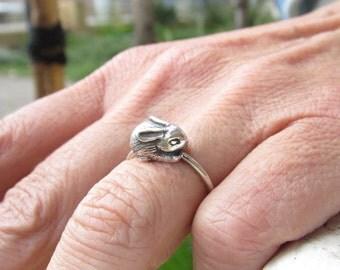 Baby Bunny Ring