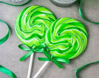 Boozy Gin and Elderflower Lollipop - Gift for Her - Party Favour - Food Gift - Wedding Favour - Gift for Him - Bridesmaid - Alcohol - Sweets