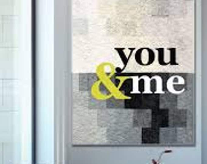 You and Me by Zen Chic
