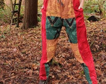 Batik Rasta Hippie Pants