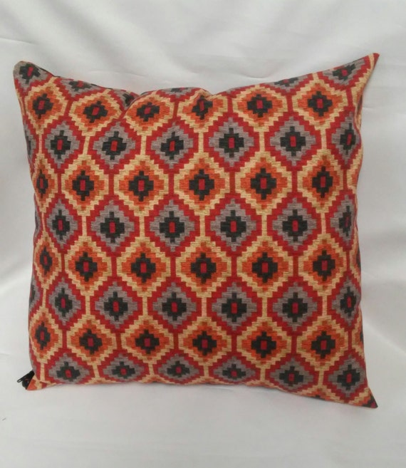 Decorative Pillows For Fall : CLEARANCE Fall Pillow Decorative Pillow Pillow Cover Throw