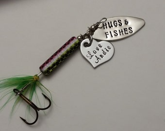 Fishing lure personalized
