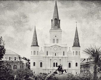 Jackson Square  New Orleans ,La