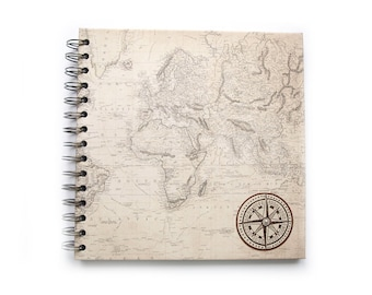 """Travel diary """"Compass"""""""