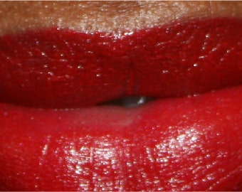 Super Red lipstick
