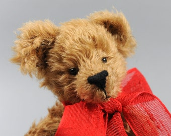 Early Artist Bear Orphan Mohair Teddy Bear