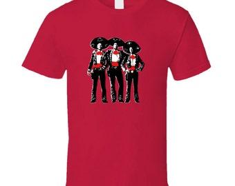 3 Amigos - Funny - T Shirt