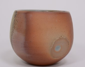 Wood-fired Handwarming Mug