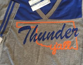 Oklahoma Thunder Y'all