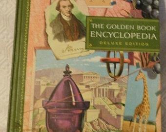 The Golden Book Encyclopedia Deluxe Edition #7