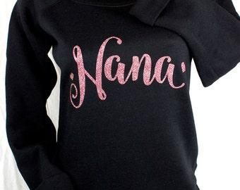 Grandmother gifts, Nana, Nana gifts, Nana shirts, Gifts for Nana, Proud Nana gift, cute Grandmother gift