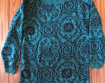Oversized Sweater/Tunic