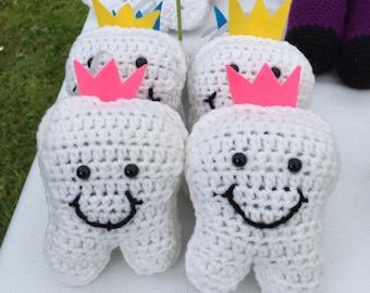 Tooth fairy cushions