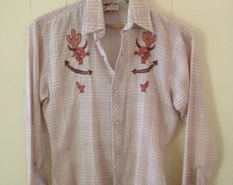Cowboy Joe by Atlantic Westerner USA Size S