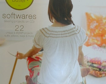 Amy Butler Softwares Sewing Projects on CD - NEW