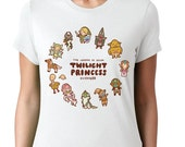 CUSTOM Twilight Princess  The Legend of Zelda Twilight Princess  White  American Apparel