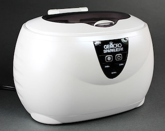 Sparkle Spa Pearl Ultrasonic Cleaner by GemOro  (CL1720)