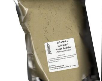 Neem Powder (Azadirachta Indica) 1 lb