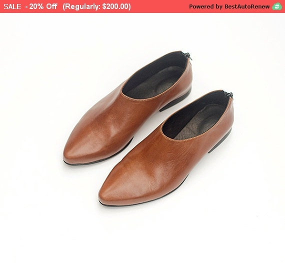 brown leather shoes leather oxfords brown by