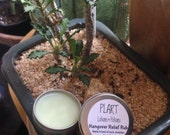 Hangover Relief Rub / Handmade Remedy / Essential Oils / All Natural Cure / Drinking Cures / Headache Relief / Morning After