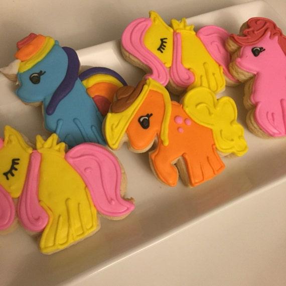 Pony Cookies