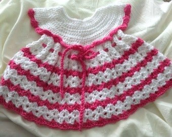 Handknit dress