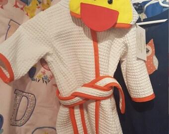 Ducky Bath Robe