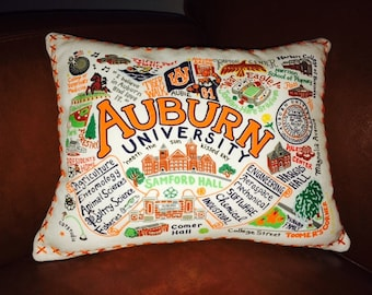 Auburn University Pillow