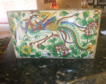 ching dynasty cloisonne copper box 50% off, convo me and I will adjust the price