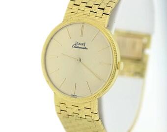 Piaget Automatic Wrist Watch 18K